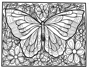 coloring-adult-difficult-big-butterfly